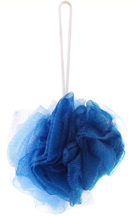 Fürdő szivacs 30352, kék - Top Choice