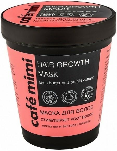 Hajmaszk, hajnövesztő hatással - Cafe Mimi Mask