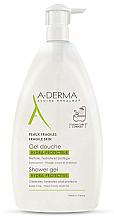Parfüm, Parfüméria, kozmetikum Tusfürdő - Aderma Hydra-Protective Shower Gel