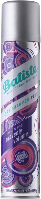 Száraz sampon - Batiste Dry Shampoo Heavenly Volume