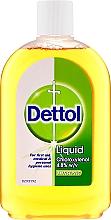 Parfüm, Parfüméria, kozmetikum Fertőtlenítő szer - Dettol Liquid Antiseptic