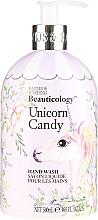 """Parfüm, Parfüméria, kozmetikum Folyékony szappan """"Egyszarvú"""" - Baylis & Harding Beauticology Unicorn Candy Hand Wash"""