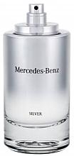 Parfüm, Parfüméria, kozmetikum Mercedes-Benz Silver - Eau De Toilette (teszter kupak nélkül)