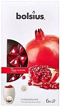 """Parfüm, Parfüméria, kozmetikum Illatosított viasz """"Gránátalma"""" - Bolsius True Scents Pomegranate"""