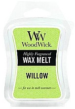 Parfüm, Parfüméria, kozmetikum Aroma viasz - WoodWick Wax Melt Willow