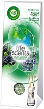 Parfüm, Parfüméria, kozmetikum Diffúzor - Air Wick Life Scents Forest Waters