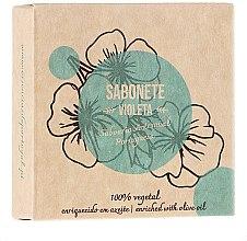 "Parfüm, Parfüméria, kozmetikum Natúr szappan ""Ibolya"" - Essencias De Portugal Senses Violet Soap With Olive Oil"