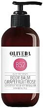 """Parfüm, Parfüméria, kozmetikum Testbalzsam """"Grapefruit és rózsa"""" - Oliveda Grapefruit Rose Body Balm"""