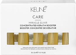 Parfüm, Parfüméria, kozmetikum Keratin hajbooster - Keune Care Miracle Elixir Concentrated Keratin Booster