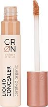 Parfüm, Parfüméria, kozmetikum Korrektor - GRN Liquid Concealer