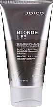 Parfüm, Parfüméria, kozmetikum Ragyogó szőke fenntartó maszk - Joico Blonde Life Brightening Mask