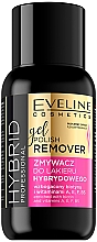 Parfüm, Parfüméria, kozmetikum Hibrid gél körömre - Eveline Cosmetics Hybrid Professional