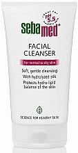 Parfüm, Parfüméria, kozmetikum Tisztító szer száraz vagy normál bőrre - Sebamed Facial Cleanser For Normal & Dry Skin