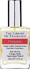 Parfüm, Parfüméria, kozmetikum Demeter Fragrance The Library of Fragrance Frangipani Pick-Me-Up Cologne Spray - Kölni