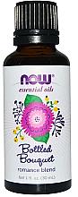 "Parfüm, Parfüméria, kozmetikum Illóolaj ""Romantikus keverék. Csokor olajkeverék"" - Now Foods Essential Oils Bottled Bouquet Oil Blend"