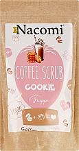 """Parfüm, Parfüméria, kozmetikum Kávé peeling """"Cooke"""" - Nacomi Coffee Scrub Cookie"""