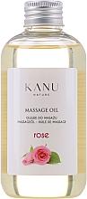 """Parfüm, Parfüméria, kozmetikum Masszázsolaj """"Rózsa"""" - Kanu Nature Rose Massage Oil"""