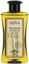 Parfüm, Parfüméria, kozmetikum Hajhullás elleni sampon - Melica Organic Anti-hair Loss Shampoo