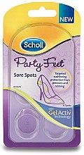 Parfüm, Parfüméria, kozmetikum Géles párnák érzékeny területekre - Scholl Gel Activ Party Feet Sore Spots