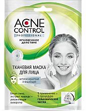 Parfüm, Parfüméria, kozmetikum Arctisztító antioxidáns szövetmaszk - Fito Kozmetikum Acne Control Professional