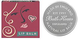 """Parfüm, Parfüméria, kozmetikum Ajakbalzsam """"Lédús szilva"""" - Bath House Jucy Plum Lip Balm"""