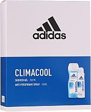 Parfüm, Parfüméria, kozmetikum Szett - Adidas Climacool Women (sh/gel/250ml + deo/spray/150ml)