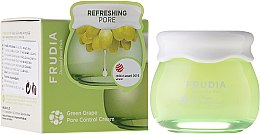 Parfüm, Parfüméria, kozmetikum Arckrém zsíros bőrre - Frudia Pore Control Green Grape Cream