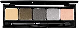 Parfüm, Parfüméria, kozmetikum Szemhéjfesték paletta - NoUBA Urban Charmer Palette Eyeshadow