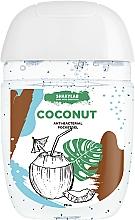 """Parfüm, Parfüméria, kozmetikum Kézfertőtlenítő """"Coconut"""" - SHAKYLAB Anti-Bacterial Pocket Gel"""