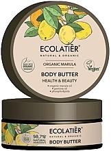 """Parfüm, Parfüméria, kozmetikum Krém-vaj """"Egészség és szépsé"""" - Ecolatier Organic Marula Body Butter"""