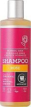 """Parfüm, Parfüméria, kozmetikum Sampon """"Rózsa"""" normál típusú hajra - Urtekram Rose Shampoo Normal Hair"""