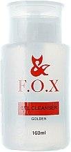 Parfüm, Parfüméria, kozmetikum Ragacsos réteg eltávolító folyadék - F.O.X Cleanser