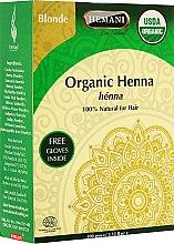 Parfüm, Parfüméria, kozmetikum Henna hajra - Hemani Organic Henna