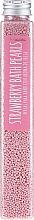 """Parfüm, Parfüméria, kozmetikum Gyöngyös fűrdősó """"Szamóca"""" - IDC Institute Bath Pearls Strawberry"""