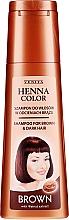 Parfüm, Parfüméria, kozmetikum Sampon - Venita Henna Color Brown Shampoo