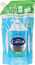 Parfüm, Parfüméria, kozmetikum Antibakteriális folyékony szappan - Carex Pure Blue Hand Wash (Refill)