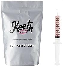 """Parfüm, Parfüméria, kozmetikum Fogfehérítő készlet utántöltő """"Málna"""" - Keeth Raspberry Refill Pack"""