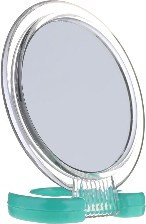 Kozmetikai tükör, 5053, zöld - Top Choice