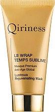 Parfüm, Parfüméria, kozmetikum Anti-age fiatalító maszk - Qiriness Le Wrap Temps Sublime Masque Premium Anti-Age Global