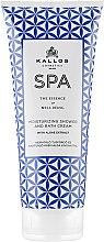 Parfüm, Parfüméria, kozmetikum Krémtusfürdő - Kallos Cosmetics SPA Moisturizing Shower and Bath Cream With Algae Extract