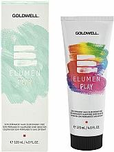 Parfüm, Parfüméria, kozmetikum Hajfesték - Goldwell Elumen Play Semi-Permanent Hair Color Oxydant-Free