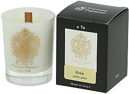 Parfüm, Parfüméria, kozmetikum Tiziana Terenzi Kirke White Glass - Illatgyertya (fedél nélkül)