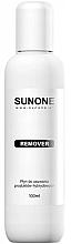 Parfüm, Parfüméria, kozmetikum Gél-lakk eltávolító folyadék - Sunone Remover
