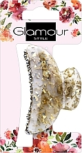 Parfüm, Parfüméria, kozmetikum Hajcsat, 417624, arany-tejszín kövekkel - Glamour