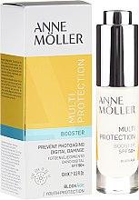 Parfüm, Parfüméria, kozmetikum Booster arcra - Anne Moller Blockage Multi-Protection Booster SPF50+