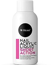 Parfüm, Parfüméria, kozmetikum Akril folyadék - Silcare Nail Acrylic Liquid Standart Shot Action