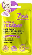 """Parfüm, Parfüméria, kozmetikum Arcmaszk """"Vidám kedd"""" - 7 Days Cheerful Tuesday"""