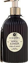 Parfüm, Parfüméria, kozmetikum Vivian Gray Vivanel Neroli & Ginger - Folyékony krémszappan