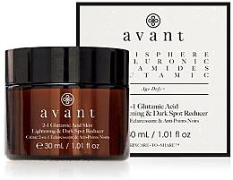 Parfüm, Parfüméria, kozmetikum Bőrvilágosító szer 2 az 1 -ben - Avant 2-1 Glutamic Skin Lightening & Dark Spot Reducer