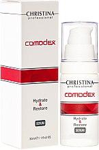 Parfüm, Parfüméria, kozmetikum Regeneráló hidratáló arcszérum - Christina Comodex Hydrate & Restore Serum